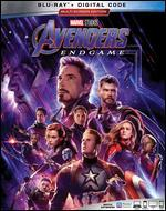 Avengers: Endgame [Includes Digital Copy] [Blu-ray]