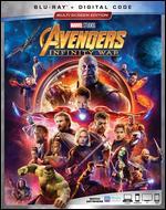 Avengers: Infinity War [Includes Digital Copy] [Blu-ray] - Anthony Russo; Joe Russo