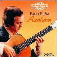 Azahara - Paco Peña