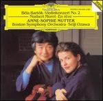 B�ka Bart�k: Violinkonzert No.2; Norbert Moret: En r�ve