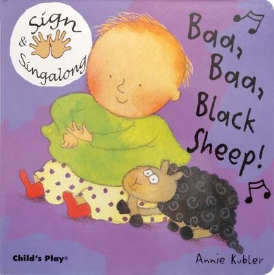 Baa Baa Black Sheep - Kubler, Annie