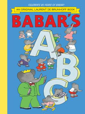 Babar's ABC - De Brunhoff, Laurent
