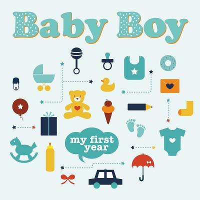Baby Boy: My First Year - Whitestar