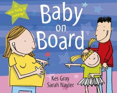 Baby On Board - Gray, Kes