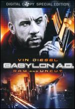 Babylon A.D. [Special Edition] [2 Discs] [Includes Digital Copy] - Mathieu Kassovitz