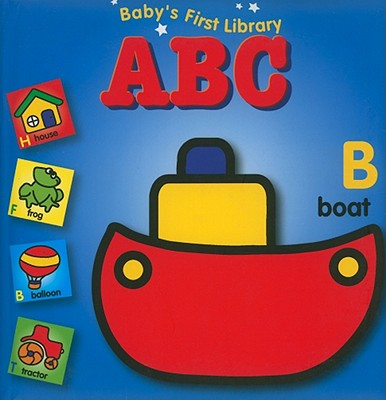 Baby's First Library ABC - Yoyo Books (Creator)