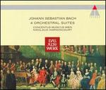 Bach: 4 Orchestral Suites