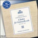 Bach: 6 Suiten für Violoncello solo