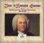 Bach: 75 Cantatas, Vols. 1-5