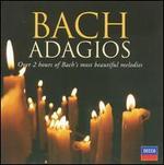 Bach: Adagios [2009] - Arthur Grumiaux (violin); Elisabeth Selin (recorder); Friedrich Gulda (piano); George Malcolm (harpsichord); György Sebök (piano); Heinz Holliger (oboe d'amore); Heinz Holliger (oboe); Henryk Szeryng (violin); Herman Krebbers (violin)