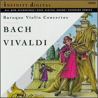 Bach: Baroque Violin Concertos - Alexander Schulruffer (violin); Alexander Stang (violin); Viktor Siforenko (violin)