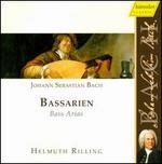 Bach: Bass Arias