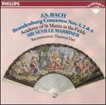 Bach: Brandenburg Concertos Nos. 1, 2, 6