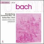 Bach: Brandenburg Concertos Nos. 1-6; Suites Nos. 2 & 3