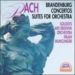 Bach: Brandenburg Concertos; Suites for Orchestra