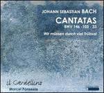 Bach: Cantatas, BWV 146,103, 33