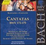 Bach: Cantatas, BWV 172-175