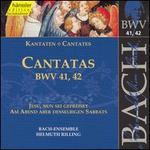 Bach: Cantatas, BWV 41, 42