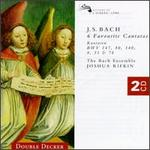 Bach: Cantatas Nos. 147, 80, 140, 8, 51 & 78 - Allan Fast (counter tenor); Bach Ensemble; Drew Minter (counter tenor); Frank Kelley (tenor); Jan Opalach (bass); Jane Bryden (soprano); Jeffrey Thomas (tenor); Julianne Baird (soprano)