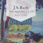 Bach: Cello Suites Nos. 1, 4, 6