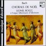 Bach: Chorals de Noël