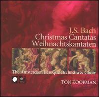Bach: Christmas Cantatas - Alfredo Bernardini (oboe d'amore); Annette Markert (alto); Barbara Schlick (soprano); Bogna Bartosz (alto);...
