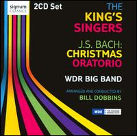 Bach: Christmas Oratorio - Andy Haderer (trumpet); Christopher Gabbitas (baritone); David Hurley (counter tenor); Frank Chastenier (piano);...