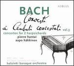 Bach: Concerti á Cembali concertati, Vol. 3