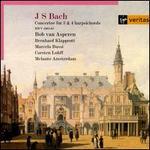 Bach: Concertos for 3-4 Harpsichords