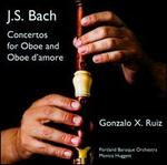 Bach: Concertos for Oboe and Oboe d?amore