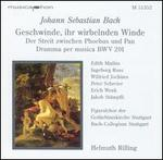 Bach: Geschwinde, ihr wirbelnden Winde - The Contest between Phoebus and Pan BWV 201