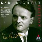 Bach: Goldberg Variations; Partitas 1-6