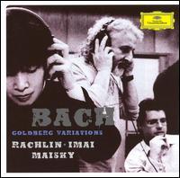 Bach: Goldberg Variations - Julian Rachlin (violin); Mischa Maisky (cello); Nobuko Imai (violin)