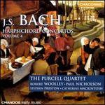 Bach: Harpsichord Concertos, Vol. 4