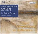 Bach: Himmelsk�nig, sei willkommen - Cantatas, BWV 70, 9 & 182