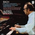 "Bach: ""Italian"" Concerto BWV 971; Chromatic Fantasy and Fugue BWV 903"