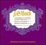 Bach: Italian Concerto; French Overture; Concerto after Marcello