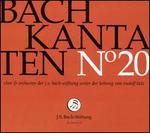 Bach: Kantaten No. 20