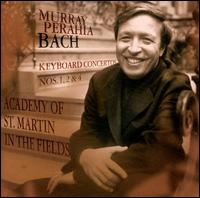 Bach: Keyboard Concertos Nos. 1, 2 & 4 - David Miller (theorbo); David Miller (archlute); Murray Perahia (piano); Academy of St. Martin-in-the-Fields;...