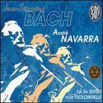 Bach: Les Six Suites pour Violoncelle