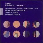 Bach: Magnificat, BWV 243; Cantata, BWV 21