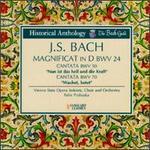 Bach: Magnificat; Cantatas