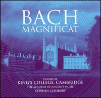 Bach: Magnificat - Academy of Ancient Music; David Blackadder (trumpet); Guy Williams (flute); Ian Bostridge (tenor); Lisa Milne (soprano);...
