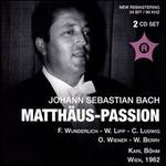 Bach: Matth�us-Passion