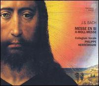Bach: Messe en si mineur [1996 Recording] - Andreas Scholl (alto); Christoph Prégardien (tenor); Hanno Muller-Brachmann (bass); Johannette Zomer (soprano);...