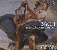 Bach: Musicalisches Opfer - Barak Norman (cello maker); Ensemble Aurora; Enrico Gatti (conductor)