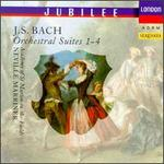 Bach: Orchestral Suites Nos. 1-4 - Thurston Dart (harpsichord); William Bennett (flute); Academy of St. Martin-in-the-Fields; Neville Marriner (conductor)