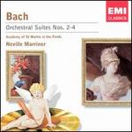 Bach: Orchestral Suites Nos. 2-4