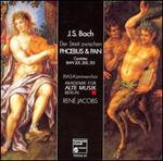 Bach: Phoebus & Pan