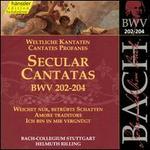 Bach: Secular Cantatas, BWV 202-204